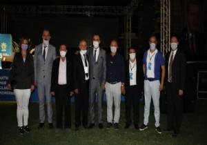 AK Parti Muratpaşa İlçede Ülker Yönetimi Resmen Başladı